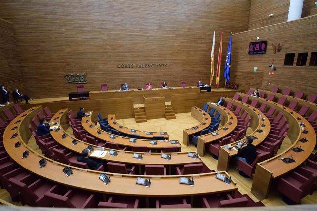 Comisión por la reconstrucción en Les Corts