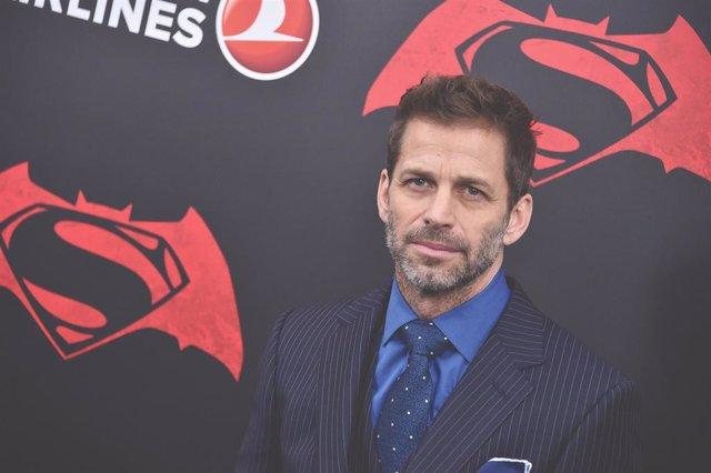Zack Snyder, director de Liga de la Justicia,