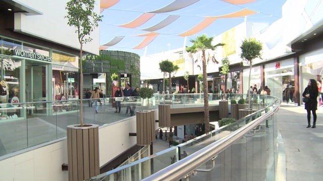 Imagen del centro comercial Holea, en Huelva capital