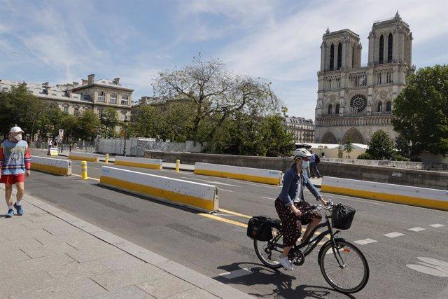 Europa.- Francia y Alemania superan lo peor de la crisis con el fin de la reclus