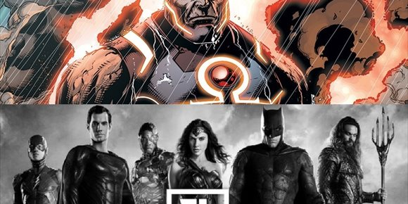 1. ¿Estará Darkseid en Liga de la Justicia de Zack Snyder?