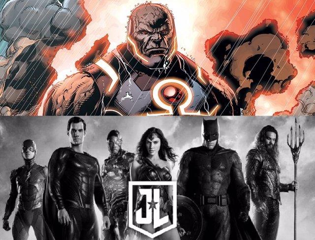 Darkseid estará en Liga de la Justicia de Zack Snyder