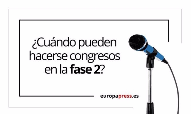 ¿Cuándo Pueden Hacerse Congresos En La Fase 2?