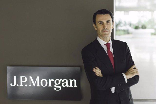 Ignacio de la Colina, presidente de J.P Morgan para España y Portugal