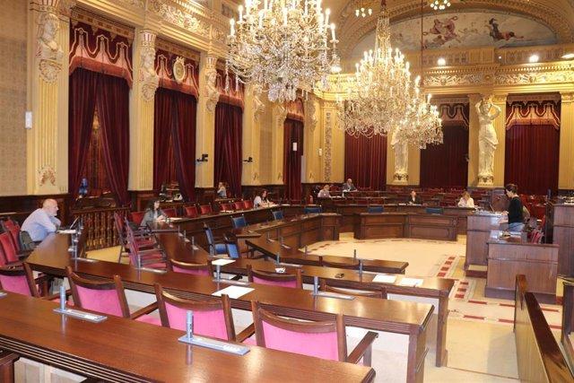 Comisión de Asuntos Institucionales y Generales del Parlament balear
