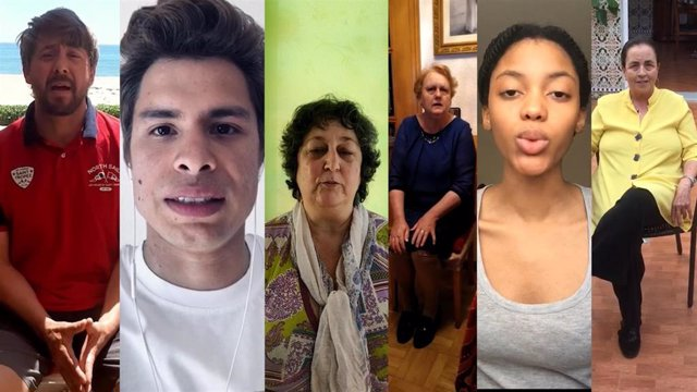 Hijos de Famosos no reconocidos lanzan vídeo de apoyo para Javier Santos