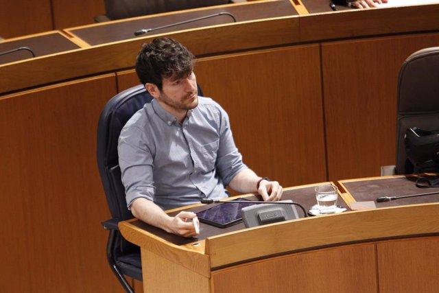 El director general de Universidades del Gobierno de Aragón, Ramón Guirado.