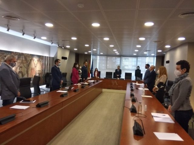 Reunión de la Comisión especial de estudio sobre el Plan de Reactivación Económica y Social