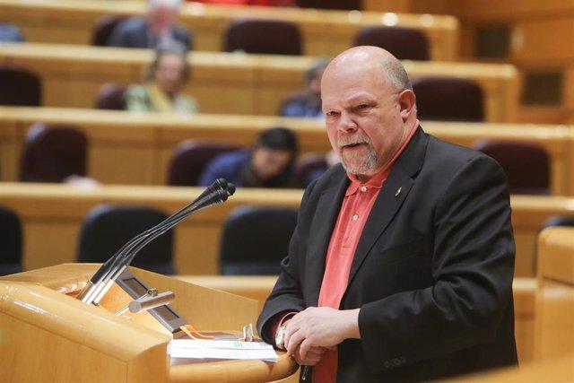 El senador de Ciuddanos Franscisco Javier Alegre.