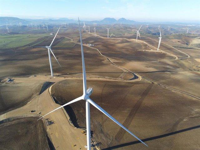 Endesa incrementa un 7% la producción de energías renovables en Andalucía en 2020