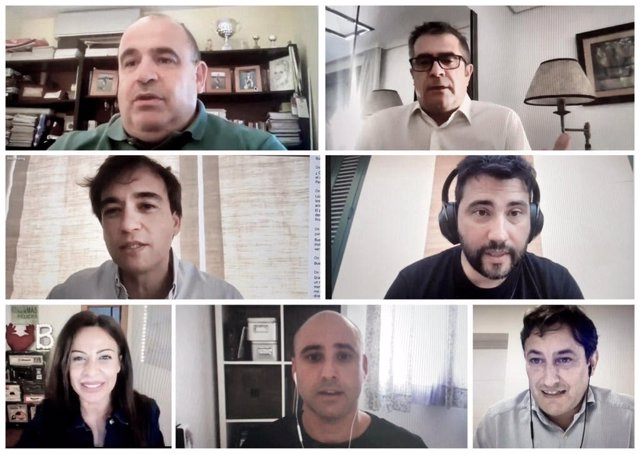 Emprendedores tecnológicos analizan las oportunidades del mundo pospandemia e una conferencia telemática
