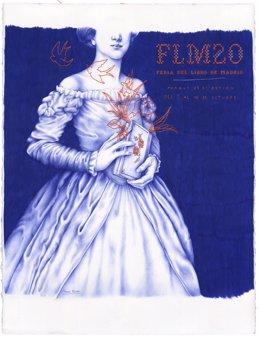 Cartel de la 79ª edición de la Feria del Libro de Madrid