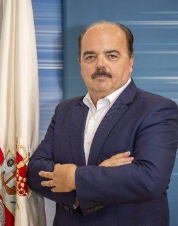 Carlos Rangel, el hasta ahora director de la Agencia Cántabra de Administración Tributaria