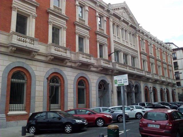 Edificio de La Aduana