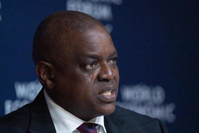 El presidente de Botsuana, Mokgweetsi Masisi
