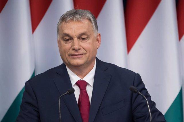 El primer ministre d'Hongria, Viktor Orban