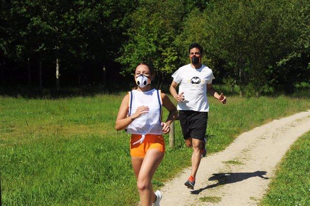 Idawen reiventa la máscara deportiva para hacer frente a la COVID-19