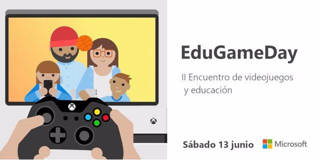 Segunda edición de EduGameDay