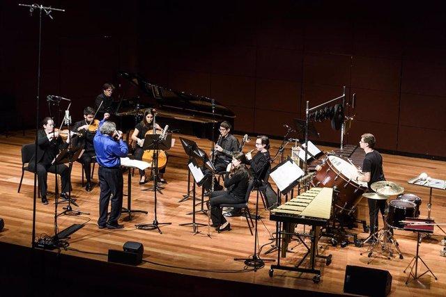 Premio Jóvenes Compositores de la Fundación SGAE y el CNDM