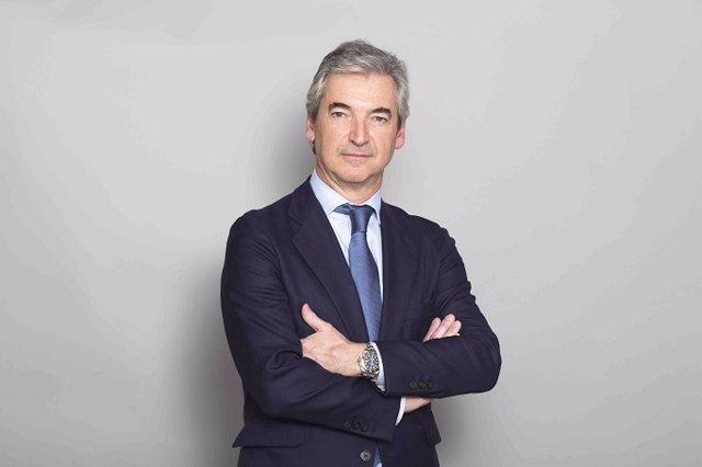 Enrique Dancausa,consejero delegado de  Haya Real Estate