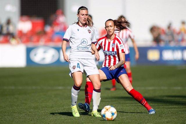 Fútbol.- Más de 60 jugadoras de España y México participan en el reto #GolEnCasa