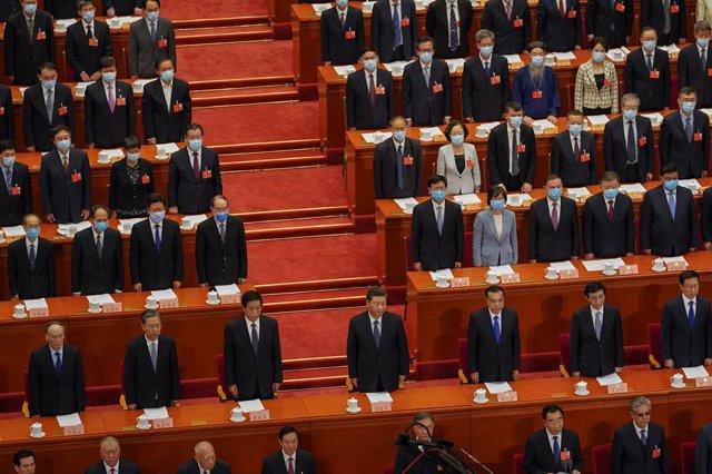 China.- Pekín impondrá a Hong Kong una ley de seguridad nacional para prohibir e