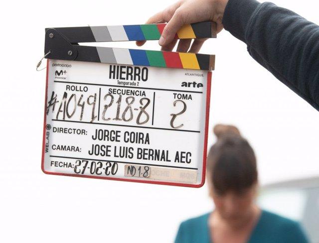 Se reanuda el rodaje de la segunda temporada de Hierro