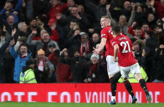 Fútbol.- El Manchester United calcula pérdidas de más de 30 millones de euros en