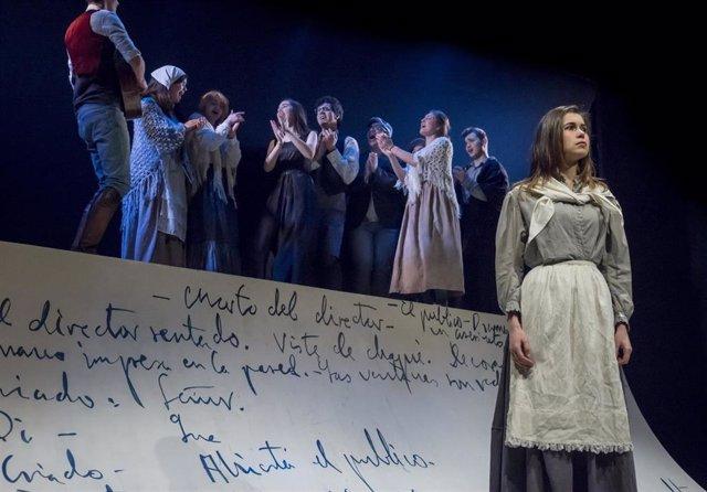 [Gruposociedad] Fwd: Cada Vez Más Jóvenes Españoles Apuestan Por El Teatro Para