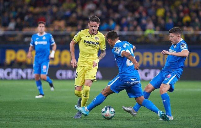 Xavier Quintillà del Villarreal