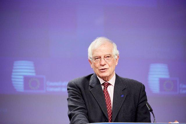 """AMP.- Irán/Israel.- La UE tilda de """"amenaza a la paz"""" los llamamientos de Jamene"""