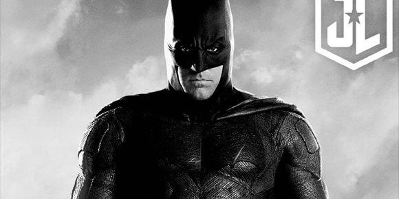 4. La fría reacción de Ben Affleck a su regreso como Batman en Liga de la Justicia de Zack Snyder