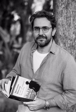 El periodista y exministro de Cultura, Máximo Huerta