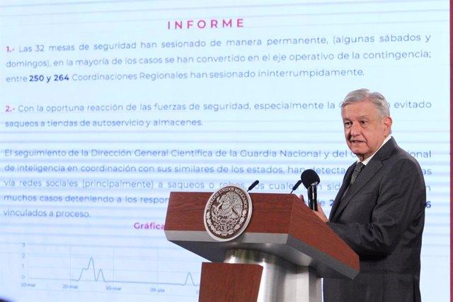 """México.- El Gobierno de México anuncia la creación de un """"índice de felicidad"""" a"""