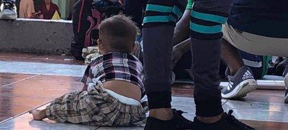 Centroamérica.- Al menos mil niños migrantes han sido obligados a regresar de EEUU a México desde marzo, denuncia UNICEF