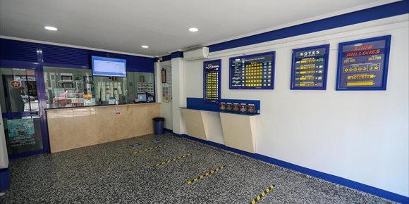 1. La Primitiva deja más de 223.000 euros en Medina del Campo