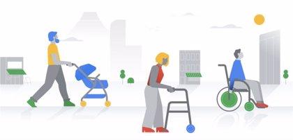 Un nuevo icono en Google Maps mostrará si un lugar es accesible en silla de ruedas