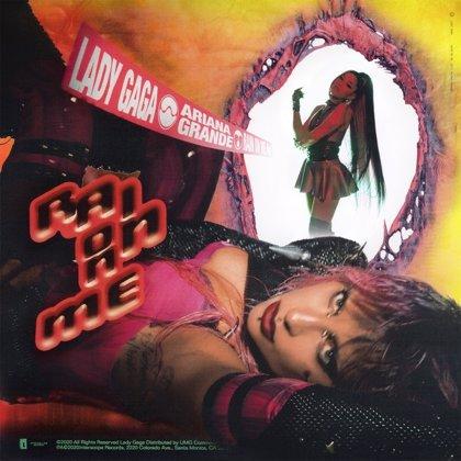 Lady Gaga y Ariana Grande superan las adversidades llorando y bailando juntas en 'Rain on me'