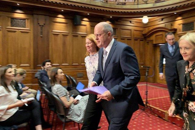Todd Muller, nuevo líder del Partido Nacional de Nueva Zelanda