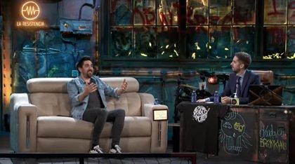 """Alex Ubago: """"La Reina Sofía me hizo una cobra"""""""