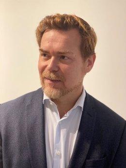 Jorge Huete, director de la Unidad de Negocio de Hemofilia de Sobi para España y Portugal
