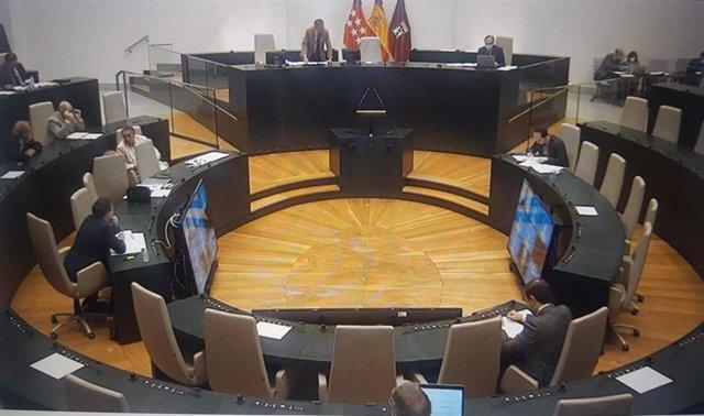 Comisión de Desarollo Urbano del Ayuntamiento de Madrid