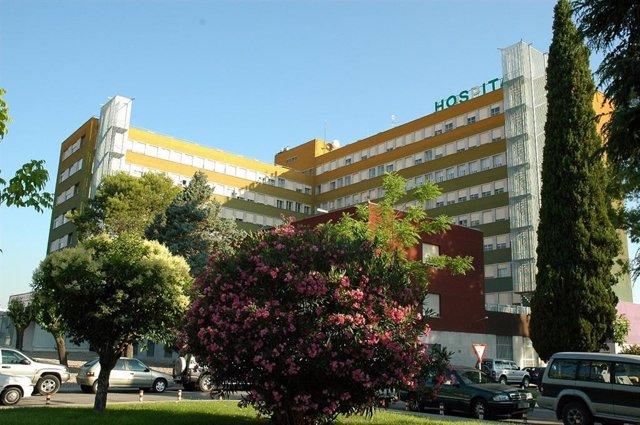 Los terrenos de la Ciudad Sanitaria están en el entorno del Hospital Neurotraumatológico de Jaén.