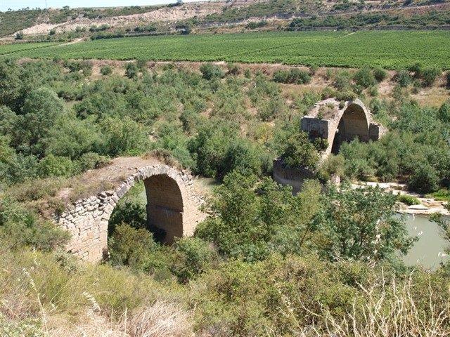 Un estudio determina que el Puente Mantible en Logroño tiene en estado crítico el arco y una de las pilas
