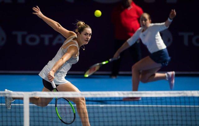 Tenis.- El tenis y el pádel consultan al CSD la posibilidad de permitir jugar do