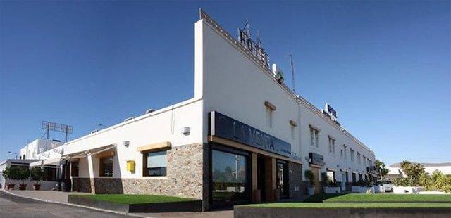 Restaurante-hotel La Venta del Pobre, en Almería