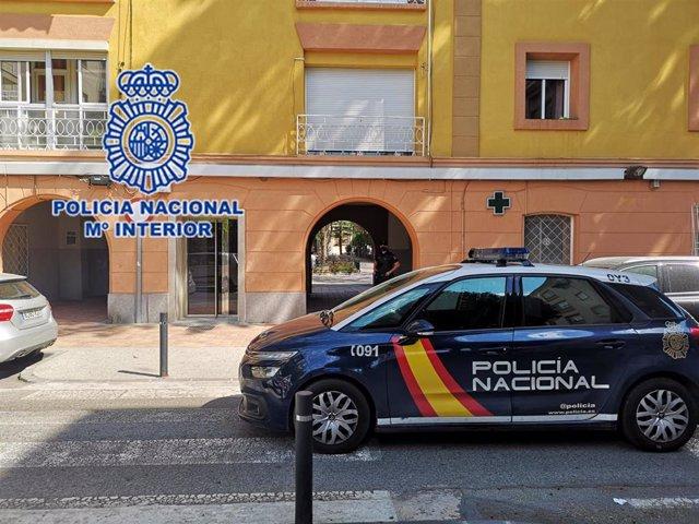 """Nota Prensa: """" La Policía Nacional Detiene A Un Hombre Que Presuntamente Apuñaló A Otro Tras Una Discusión En La Vía Pública"""""""