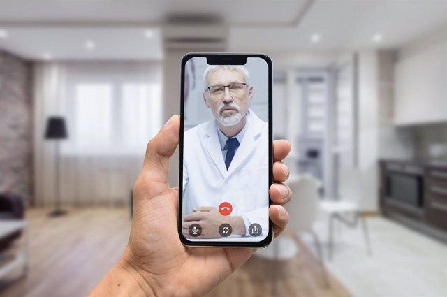 COMUNICADO: Las videoconsultas médicas aumentan un 336% durante el confinamiento