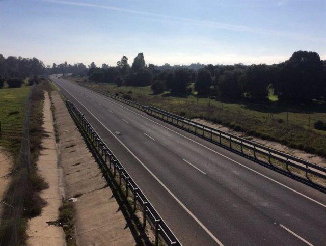 Carretera A-483 (Huelva)