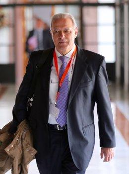 El exconsejero Ángel Ojeda